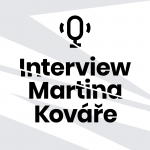 podcast Interview Martina Kováře